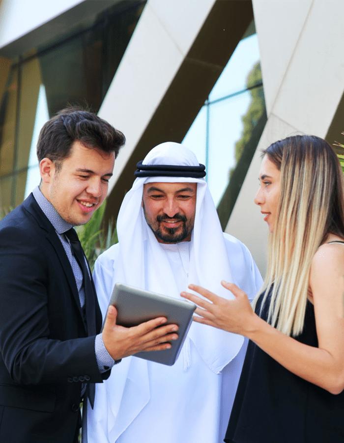 Ipad Application Development Company In UAE