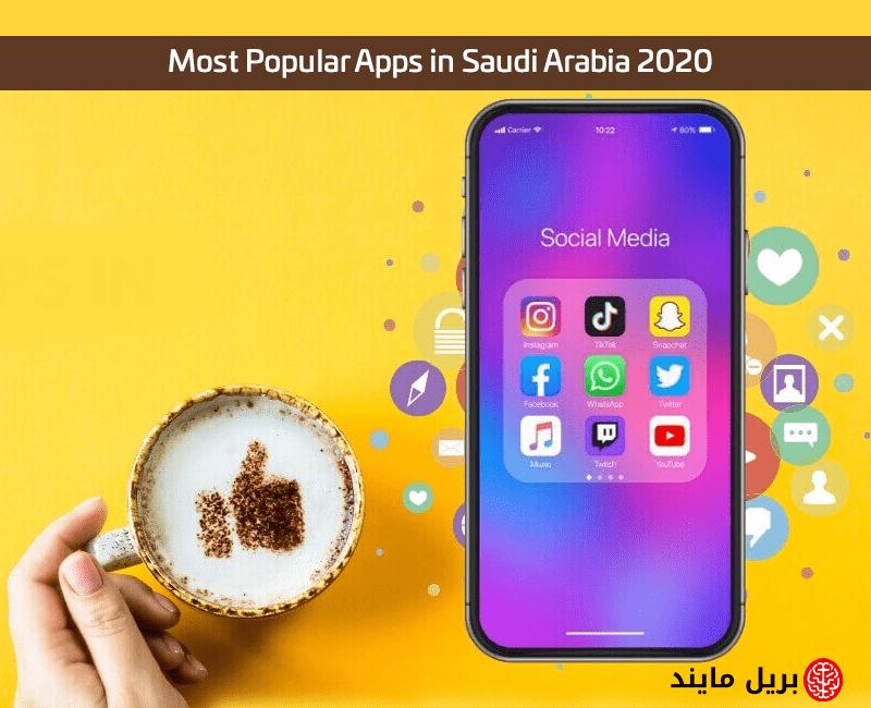 Most Popular Apps in Saudi Arabia 2020