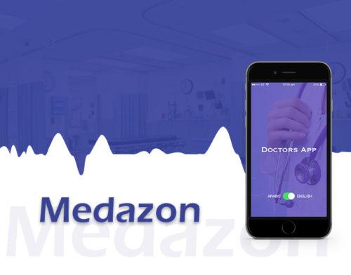 Medazon Doctors App