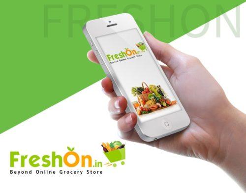 Grocery Store App Development Company In Dubai