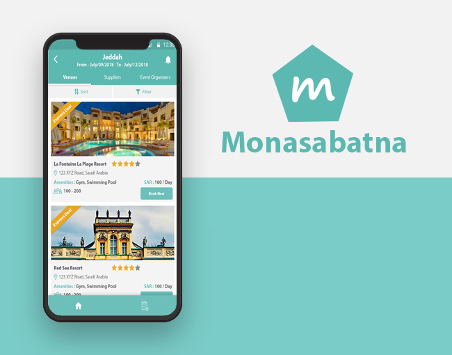 Monasabatana App