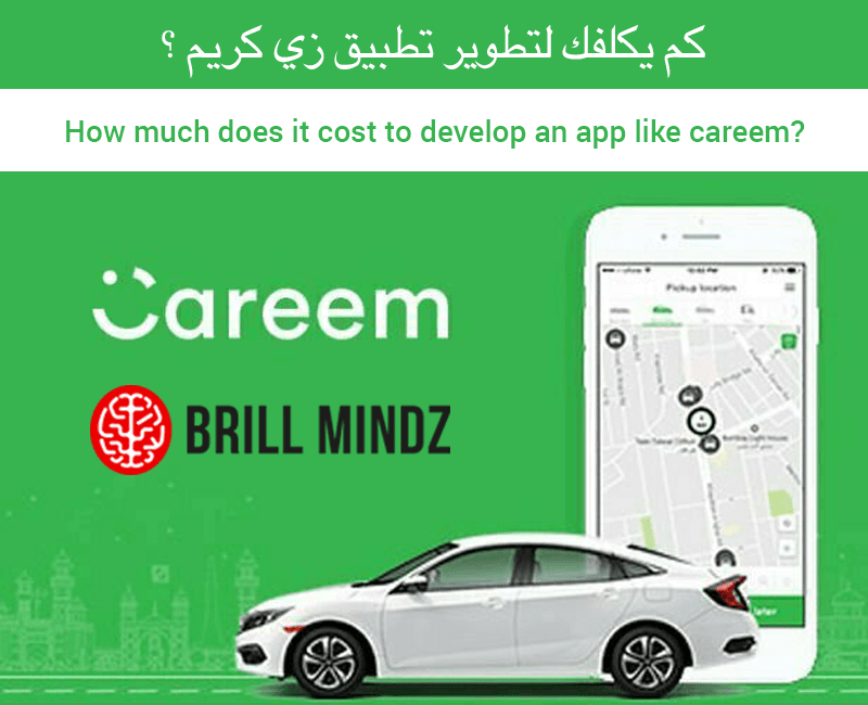 How Much Does It Cost To Develop An App Like Careem?