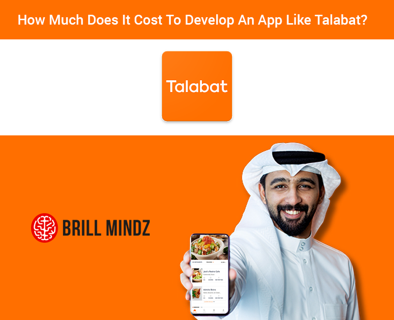 How much it Costs to Create a Food Delivery App Like Talabat?