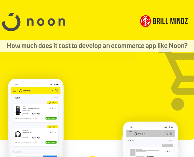 How much does it cost to develop an app like Noon?