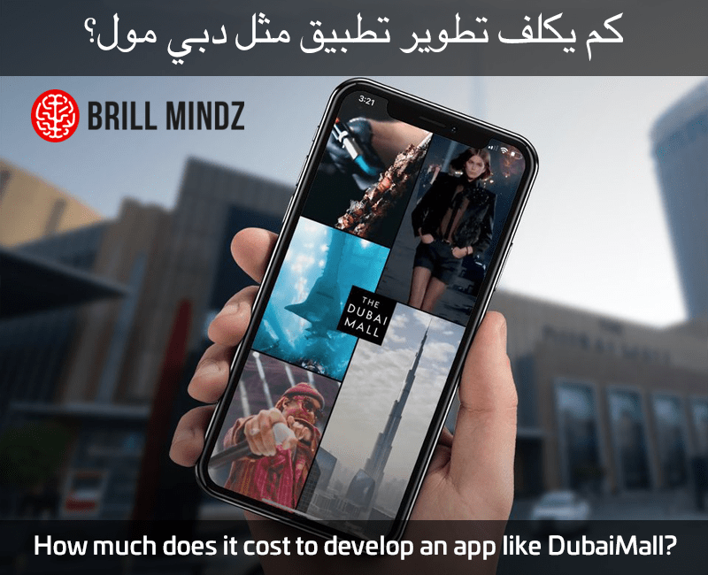 How much does it cost to develop an app like Dubai Mall?