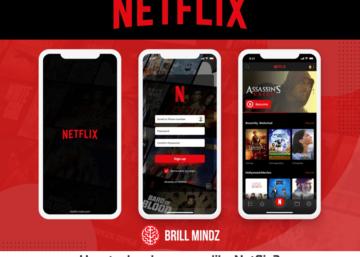 How to develop an app like Netflix?