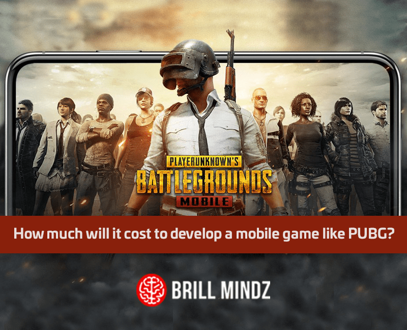How much will it cost to develop a mobile game like PUBG in Dubai, UAE
