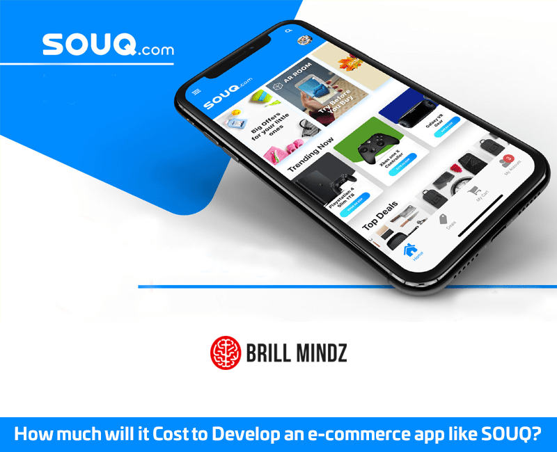 How much will it Cost to Develop an e-commerce app like SOUQ?
