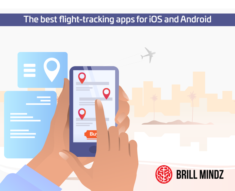 The best flight-tracking apps