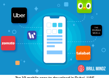 Top 10 mobile apps to download in Dubai, UAE