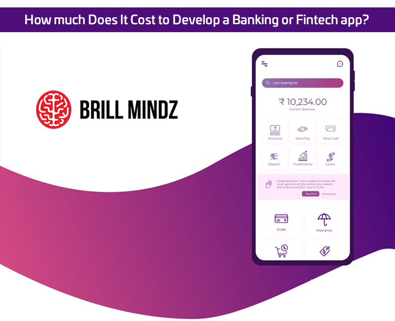 How much Does It Cost to Develop a Banking or Fintech app?