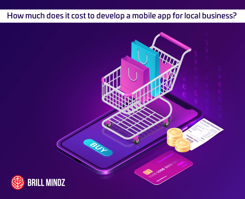 How much does it cost to develop a mobile app for local business in Dubai?