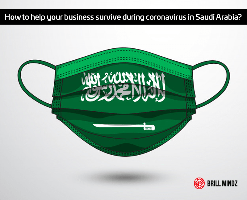 How to help your business survive during coronavirus in Saudi Arabia?