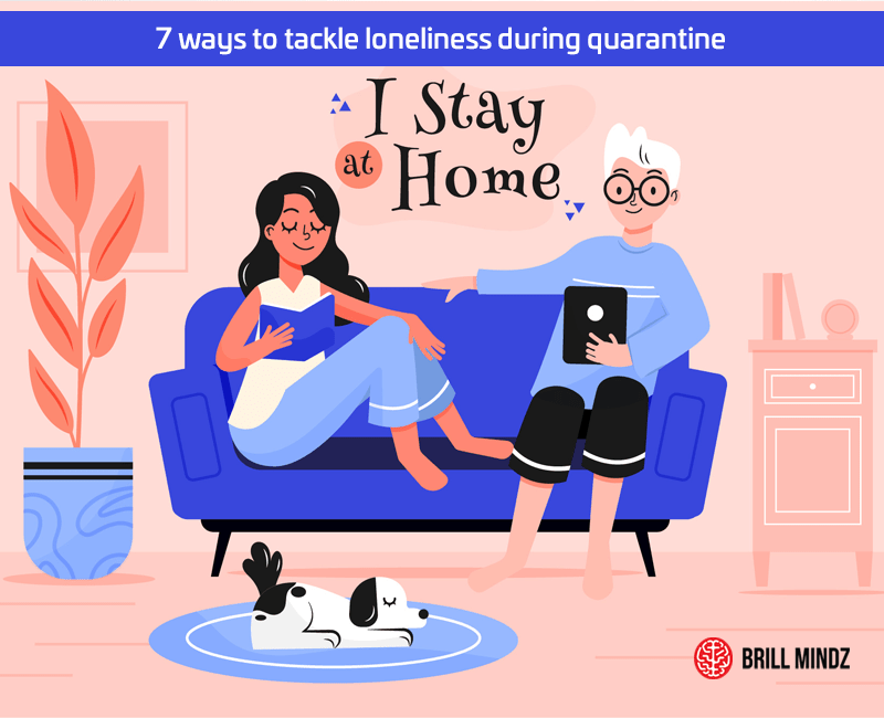 Coronavirus: 7 ways to tackle loneliness during quarantine or self-isolation
