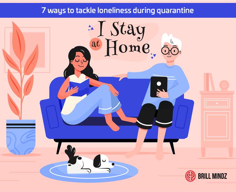 Coronavirus: 7 ways to tackle loneliness during quarantine or self-isolation