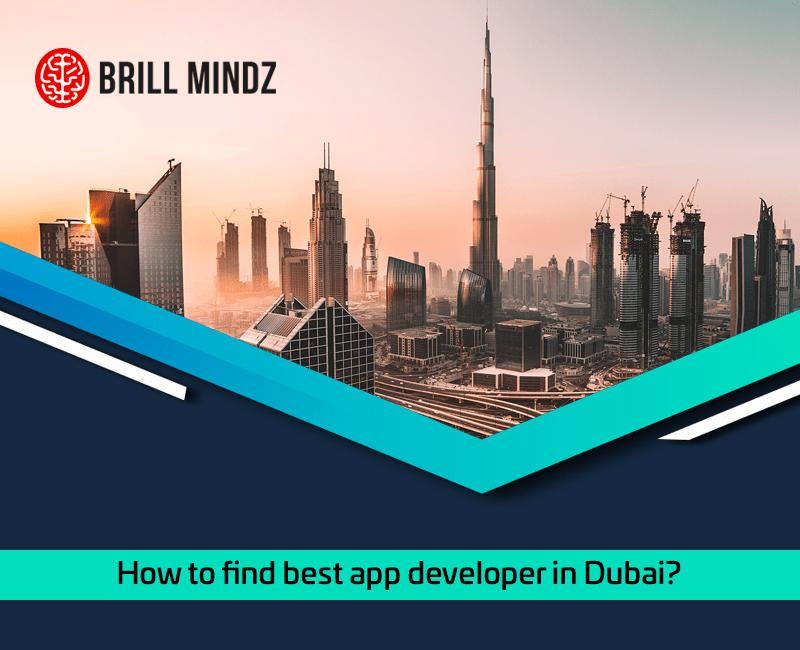 Best app developer in Dubai