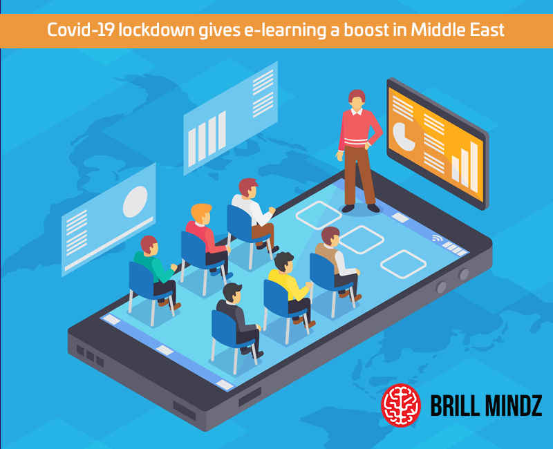 Covid-19 lockdown gives e-learning a boost in Middle East