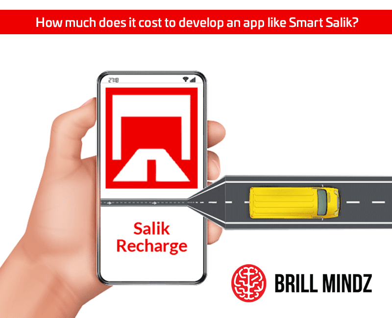 How much does it cost to develop an app like Smart Salik in Dubai?