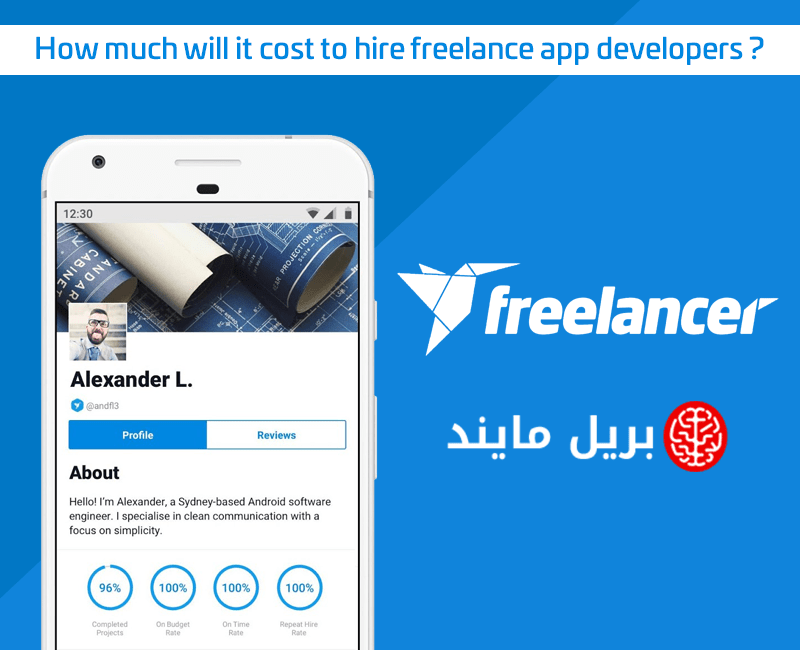cost to hire freelance app developers Dubai