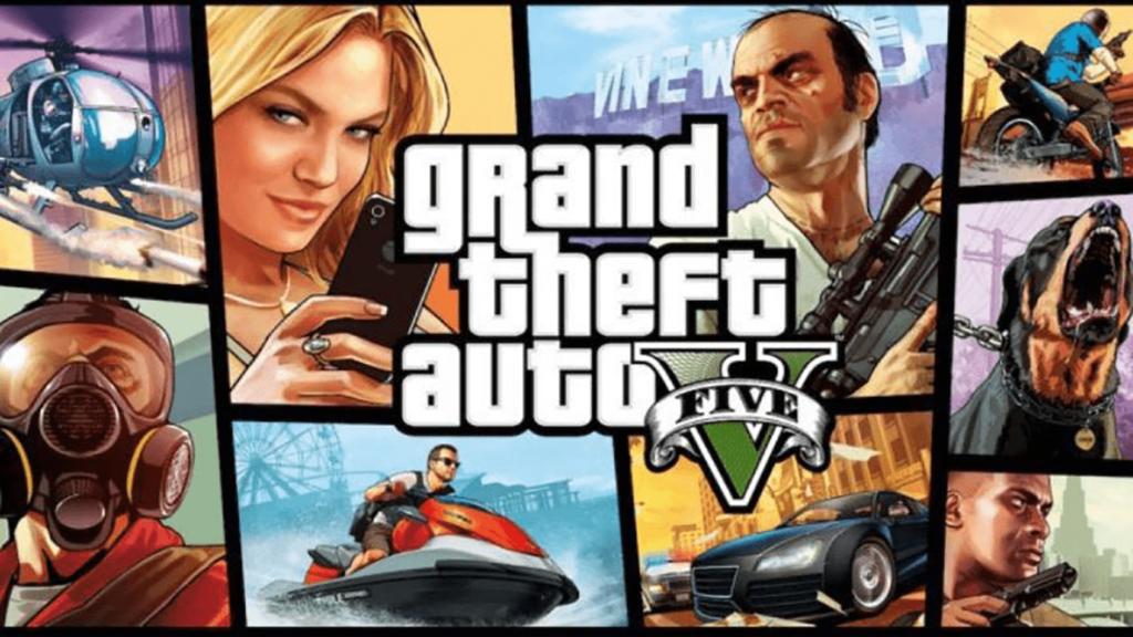 Grand Theft Auto 5 – Enhanced