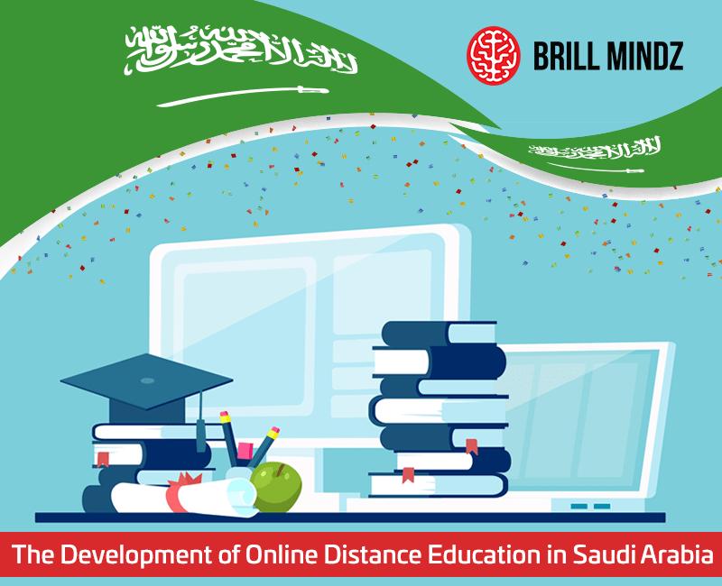 The Development of Online Distance Education in Saudi Arabia