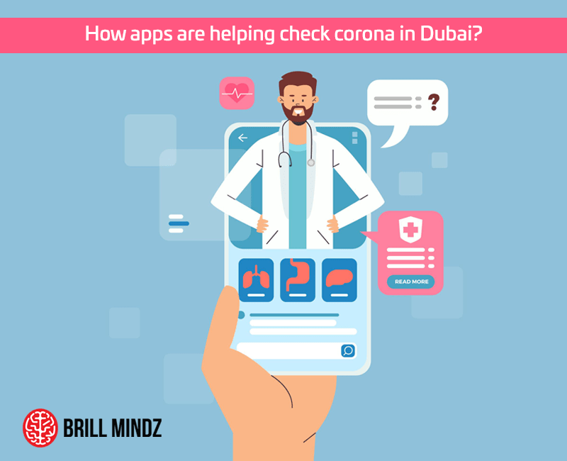 How apps are helping check corona in Dubai?