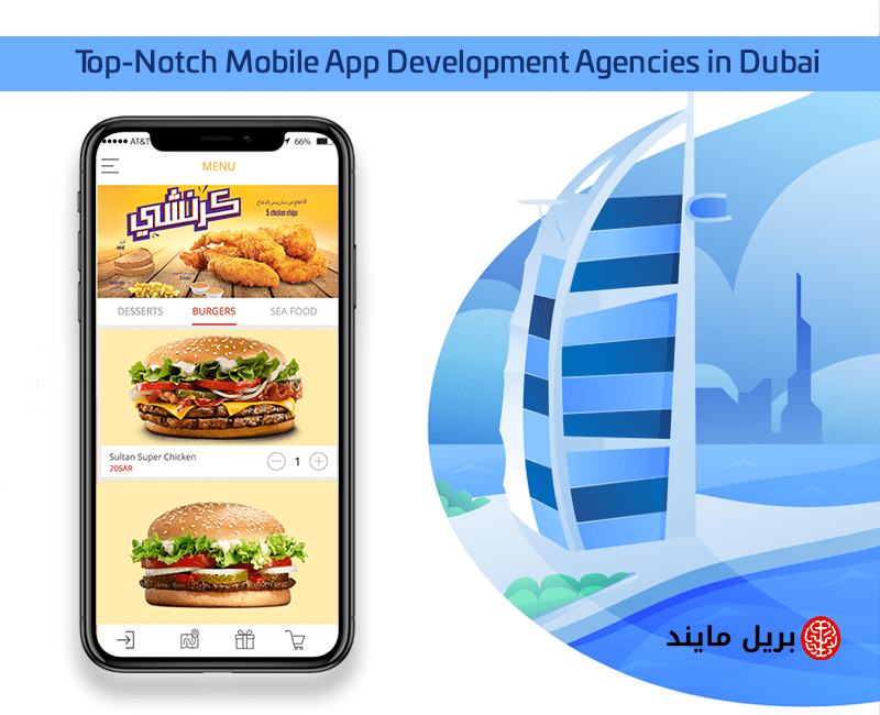 Top-Notch Mobile App Development Agencies in Dubai