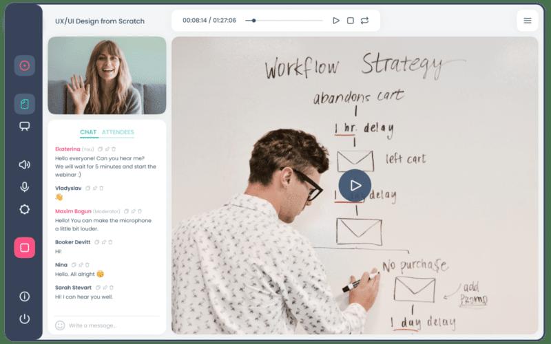 E-Learning-app