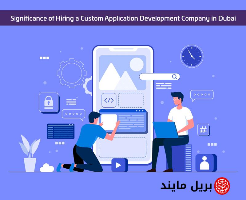 Significance of Hiring a Custom Application Development Company in Dubai UAE