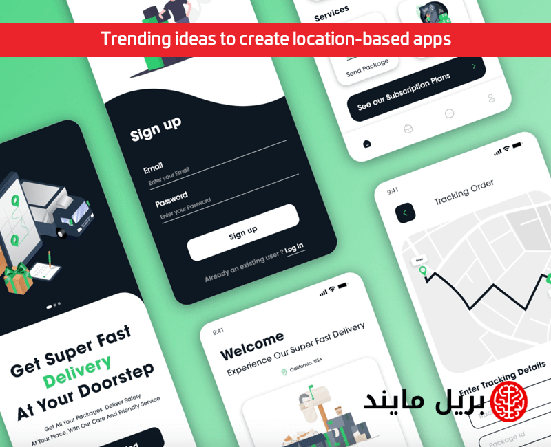 Trending ideas to create location-based apps