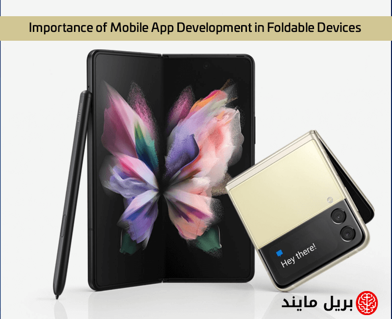 Importance of mobile app development in foldable devices